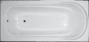 Ванна акриловая KO&PO с ножками 4001 (1000х700х400)