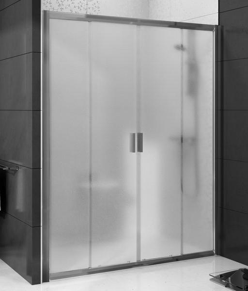 Душевая дверь RAVAKBLDP 4-200, полированный алюминий, стеклоGrape (0YVK0C00Z1)