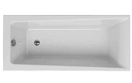 Ванна акриловая CERSANIT LORENA 170х70 + ножки Тип1