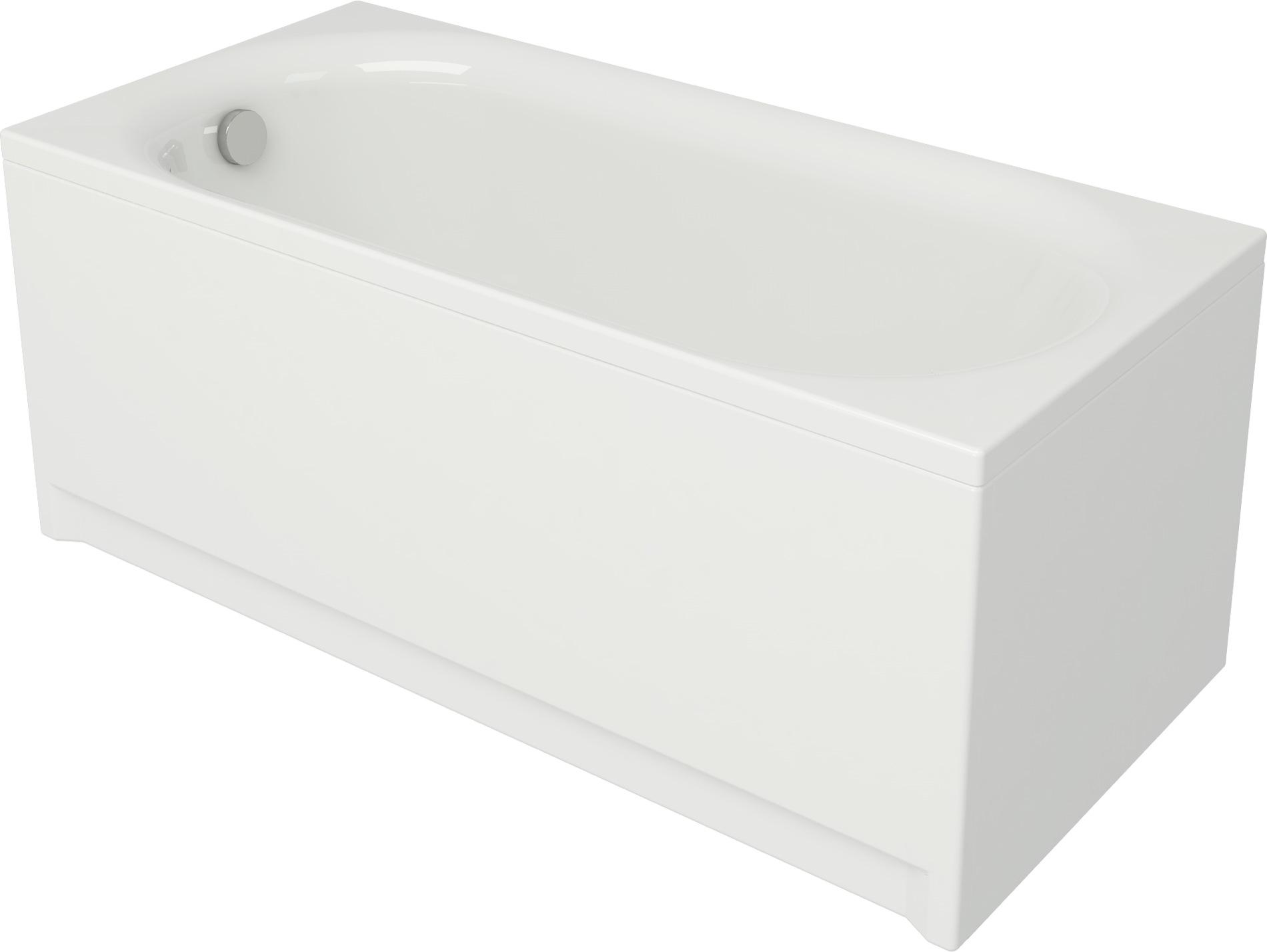 Ванна ABS CERSANIT OKTAVIA 150х70 + ножки Тип 1