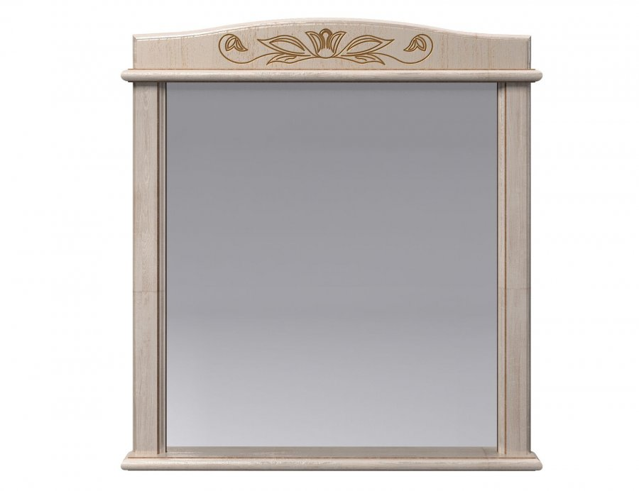 Зеркало AQUARODOS Микелла 80 см (ваниль)