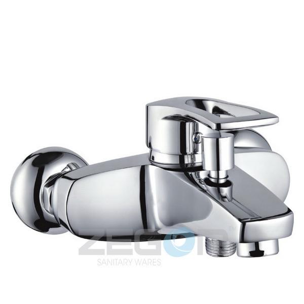 Смеситель для ванны ZEGOR SHY-А281
