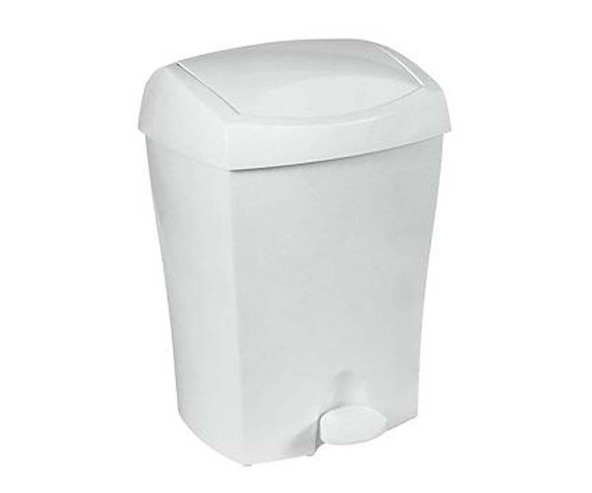 Ведро для мусора BISK 8 л, пластик (93902)