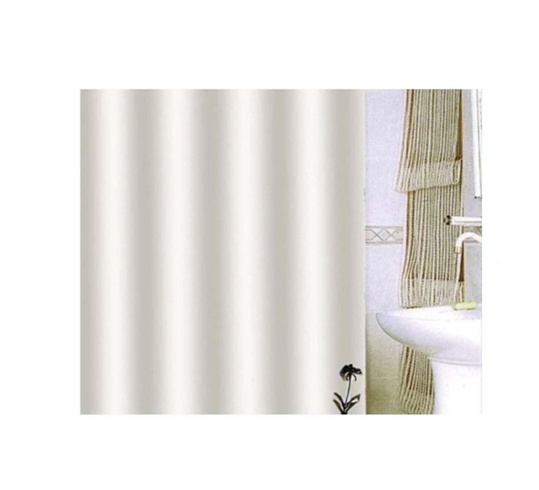 Шторка для ванны BISK UNITY 180х200см, текстиль (08702)