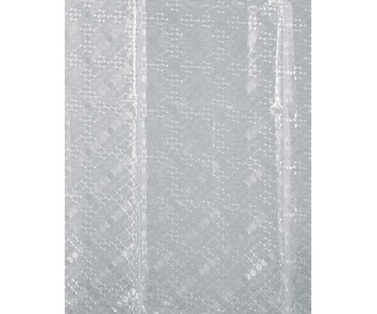 Шторка для ванны BISK 3D ROUND 180х200см (05837)