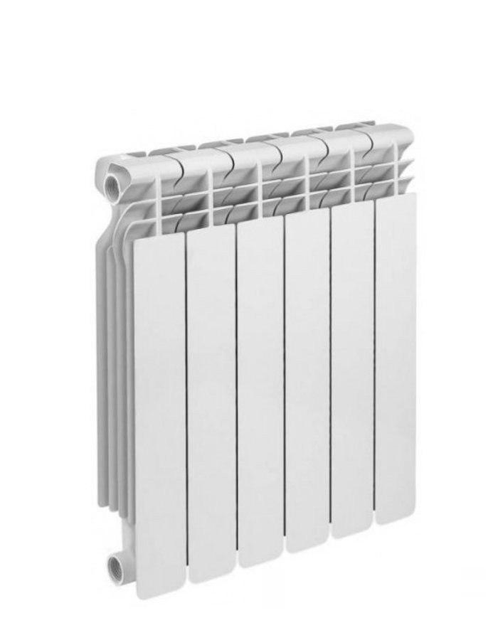 Секция литого радиатора алюминиевого SUNTERMO 500/100, C3 16 бар