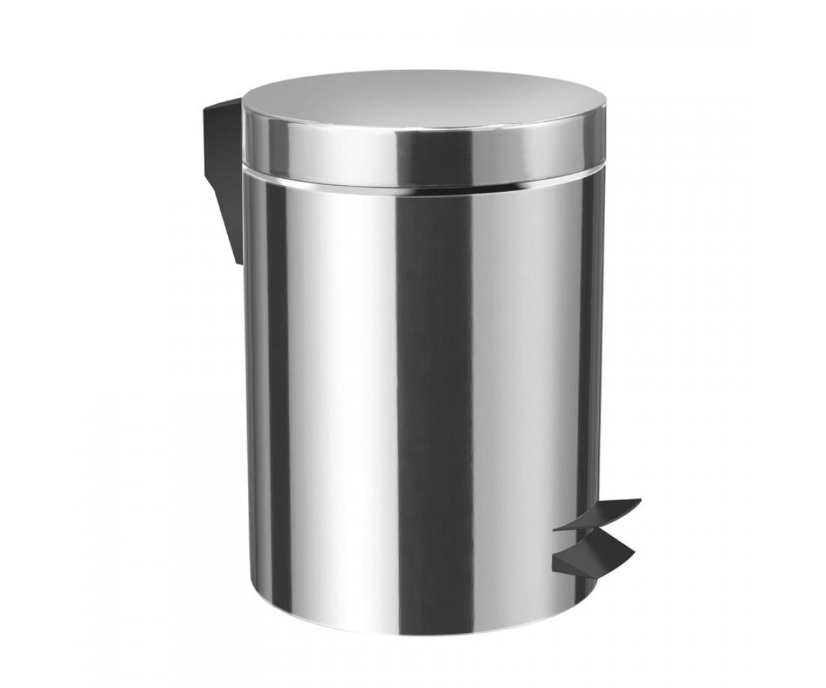 Ведро для мусора JIKA Generic 5 л, хром (H3893D30042001)