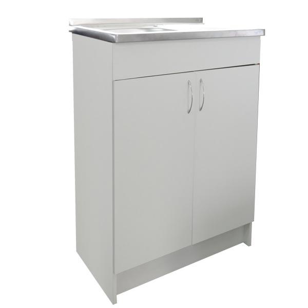 Шкафчик под мойку 50х50 белый