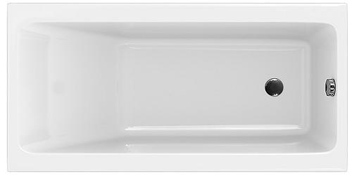 Ванна акриловая CERSANIT CREA 150х75 + ножки Тип 2