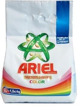 Стиральный порошок ARIEL Automat Color De Luxe 1.5кг