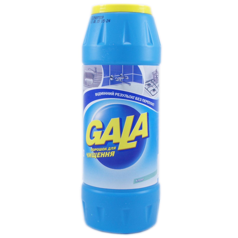 Чистящее средство GALA Хлор, 500 мл