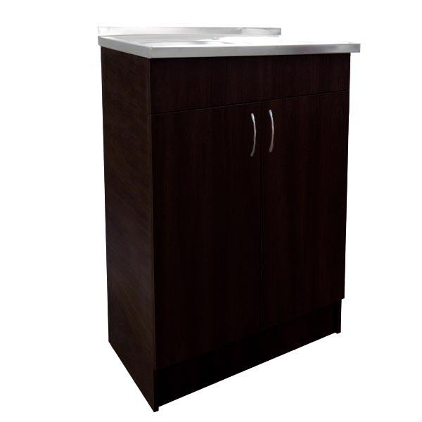 Шкафчик под мойку 50х50 венге