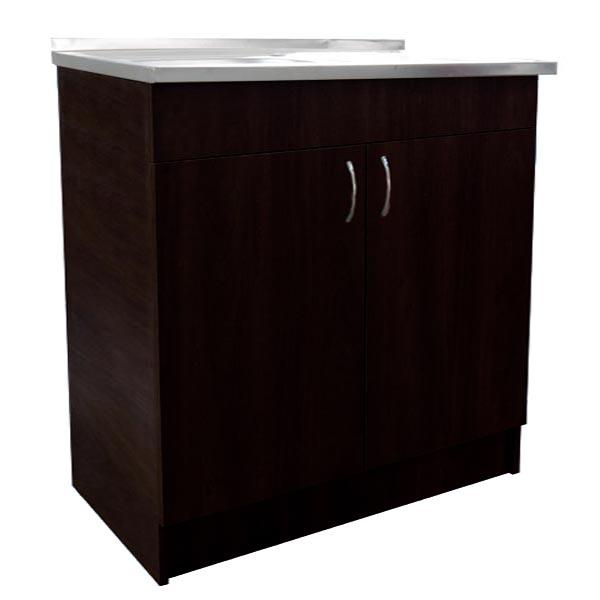 Шкафчик под мойку 80х50 венге