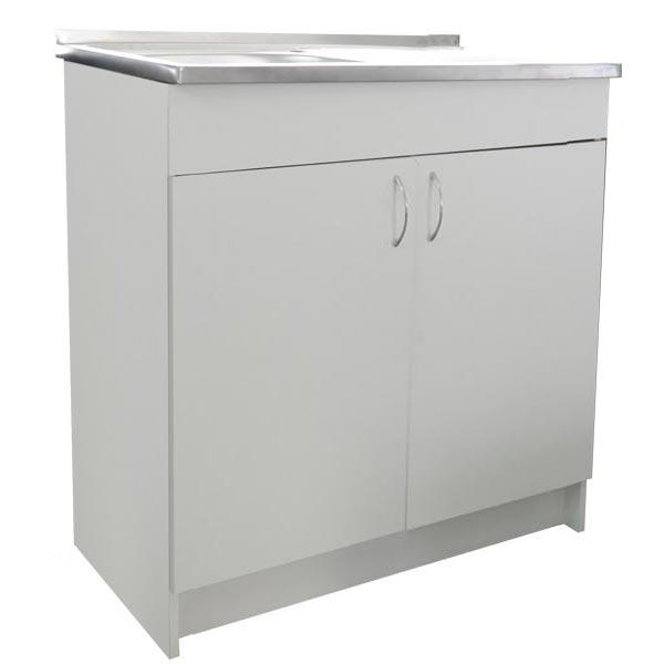 Шкафчик под мойку 80х50 белый