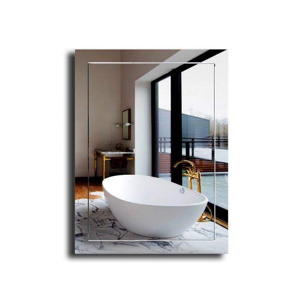 Зеркало StudioGlass 3-50 прямое с контуром 600х400