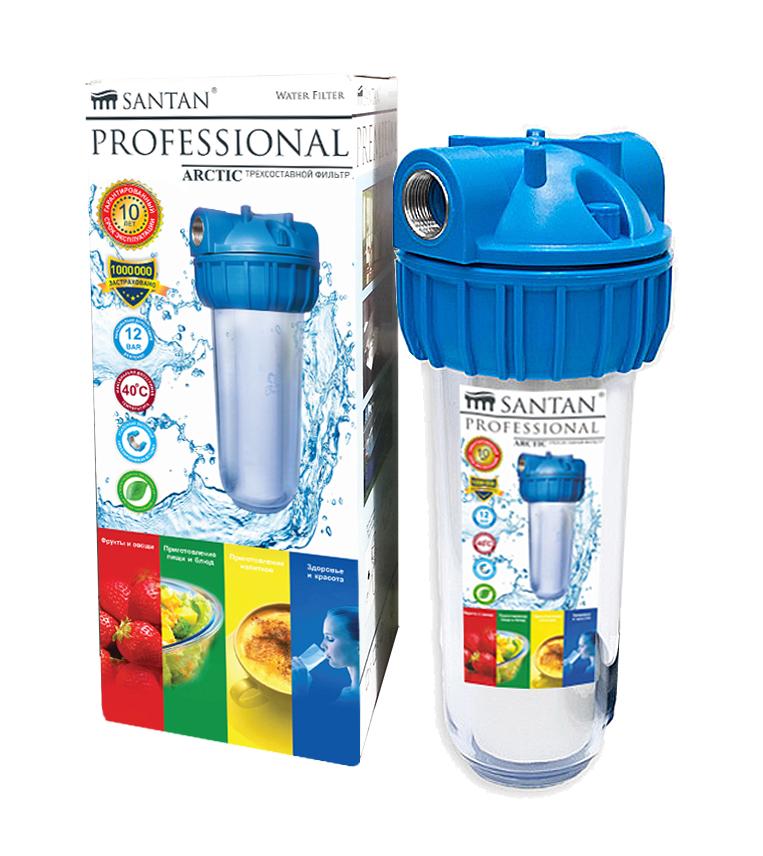 Фильтр для очистки воды SANTAN Arctic 3PS, 1