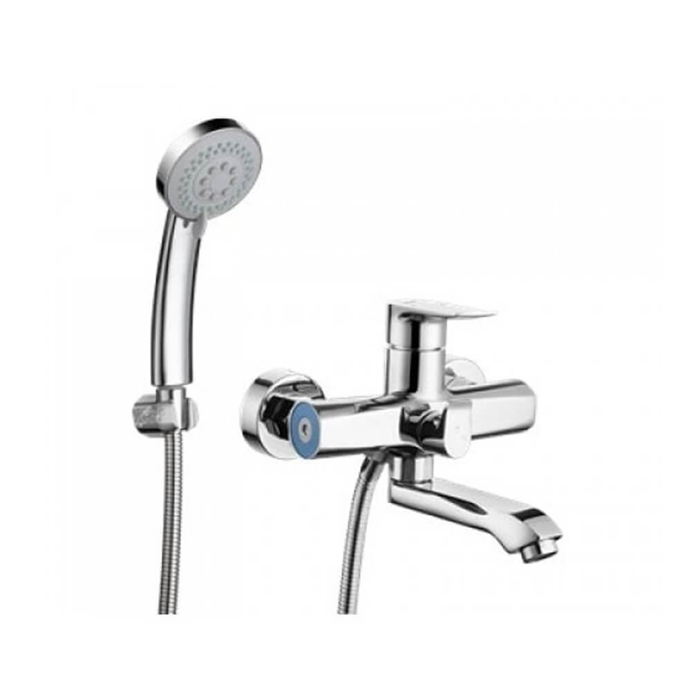 NОG3-A134 Смеситель ZEGOR для ванны короткий нос