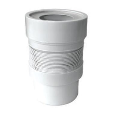 АНИ-ПЛАСТ Гофра для унитаза 110 мм без манжета (K 821R)
