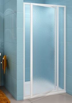 Душевые двери RAVAK SDOP-90, стекло Grape 90х185 см