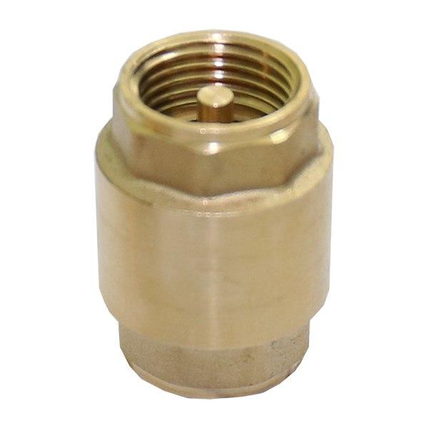 Обратный клапан SANTAN латунный шток 1