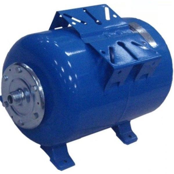 Гидроаккумулятор ZILMET ULTRA-PRO 50 л, 10 bar горизонтальный