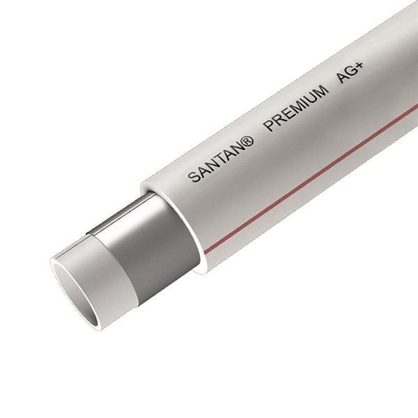 PPR труба SANTAN Premium Composite 20 мм