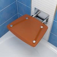 Сидение для душевой кабины RAVAK OVO B-Orange B8F0000017