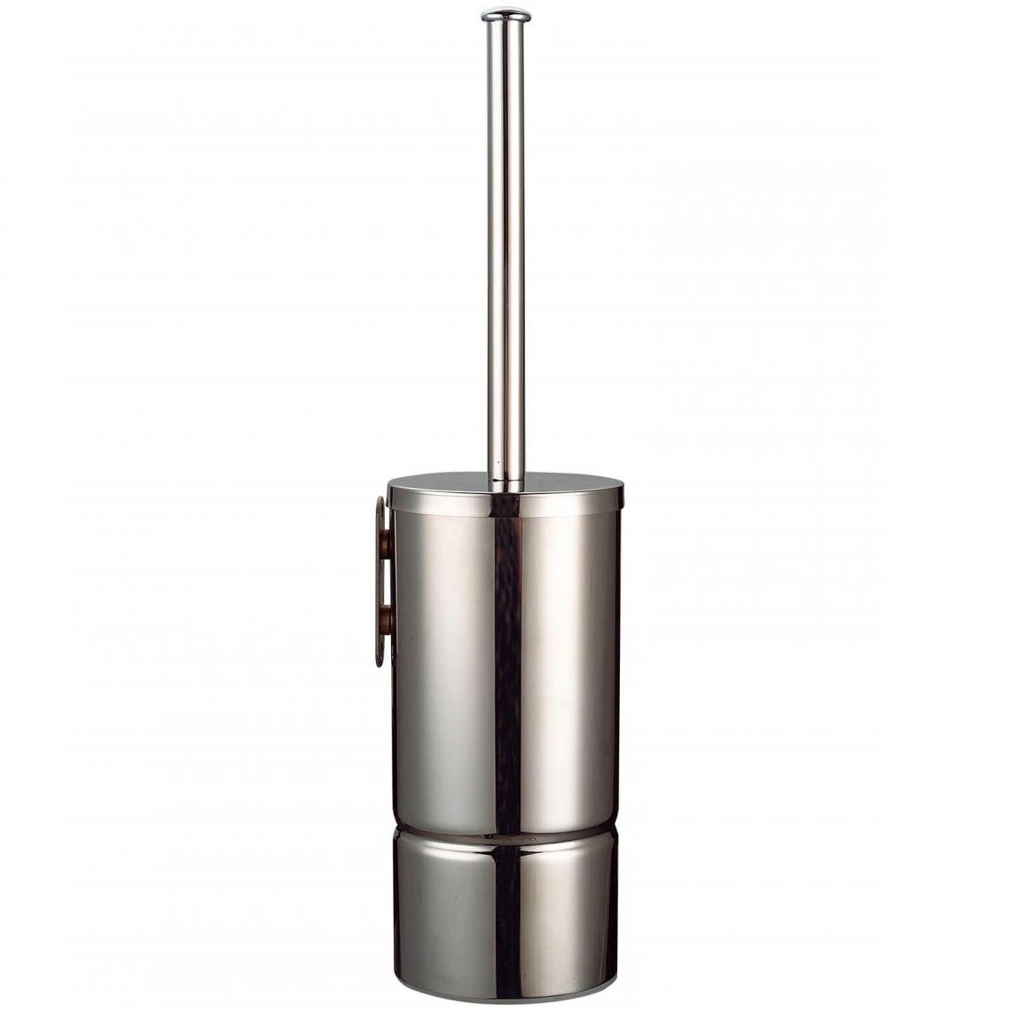 Щетка для унитаза NOFER из нержавеющей стали, Satin (09071.S)